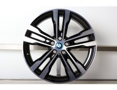 BMW Alloy Rim i3s I01 20 Inch Styling 431 Double-Spoke