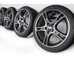 BMW Winter Wheels 1 Series F40 2 Series F44 18 Inch Styling 361 Double-Spoke