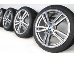 BMW Winter Wheels 1 Series F40 2 Series F44 18 Inch Styling 486 M Double-Spoke