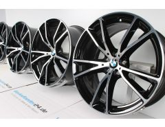 BMW Alloy Rims 6 Series G32 7 Series G11 G12 20 Inch Styling 686