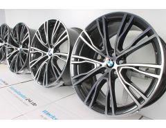 BMW Alufelgen X3 G01 X4 G02 21 Zoll Styling 726