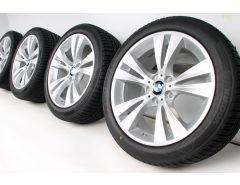 BMW Winterkompletträder X3 F25 X4 F26 19 Zoll Styling 309 Doppelspeiche