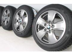 BMW Winterkompletträder 1er F40 2er F44 16 Zoll Styling 517 Sternspeiche