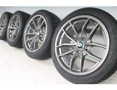 BMW Velgen met Winterbanden Z4 G29 18 Inch Styling 770 V-spaak