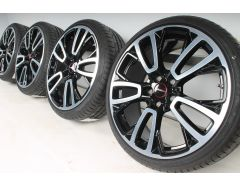 MINI Summer Wheels F54 Clubman 19 Inch Styling JCW Circuit Spoke 592