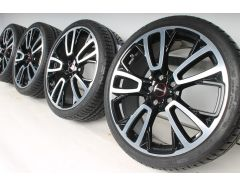 MINI Winter Wheels F54 Clubman 19 Inch Styling JCW Circuit Spoke 592
