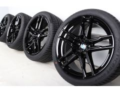 BMW Winter Wheels M8 F91 F92 20 Inch Styling 810 M Doppelspeiche