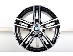 BMW Alufelge 1er F20 F21 2er F22 F23 18 Zoll Styling 719 M Doppelspeiche