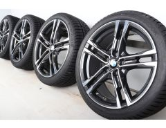 BMW Winter Wheels 1 Series F40 2 Series F44 18 Inch Styling 819 M Doppelspeiche