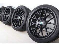 BMW Velgen met Winterbanden 3 Serie E90 E92 E93 19 Inch Styling 359 Y-spaak