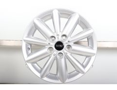 MINI Alufelge F55 F56 F57 16 Zoll Styling Radial Spoke 508