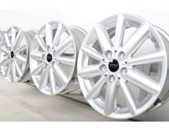 MINI Alloy Rims F55 F56 F57 16 Inch Styling 508 Radial Spoke