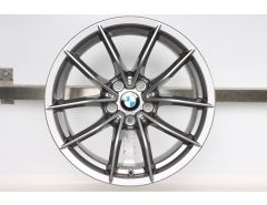 BMW Alloy Rim Z4 G29 17 Inch Styling 768 V-Spoke