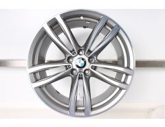 BMW Alloy Rim 6 Series G32 7 Series G11 G12 19 Inch Styling 647 M Double-Spoke
