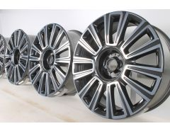 Rolls-Royce Alloy Rims Phantom 21 Inch Styling 7-Spoke 678