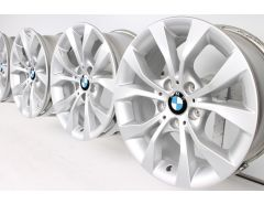 BMW Alloy Rims X1 E84 17 Inch Styling 318 V-Spoke