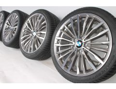 BMW Winter Wheels 3 Series F30 F31 4 Series F32 F33 F36 19 Inch Styling 708 Multi-Spoke