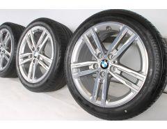 BMW Summer Wheels 1 Series F40 2 Series F44 17 Inch Styling 550 M Doppelspeiche