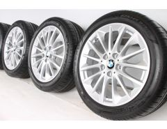 BMW Velgen met Zomerbanden 1 Serie F40 2 Serie F44 17 Inch Styling 546 Vielspeiche