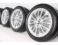 BMW Velgen met Zomerbanden 1 Serie F40 2 Serie F44 17 Inch Styling 546 Multi-spaak