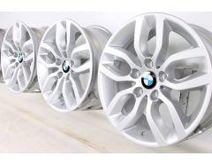 BMW Alufelgen X3 F25 X4 F26 17 Zoll Styling 305