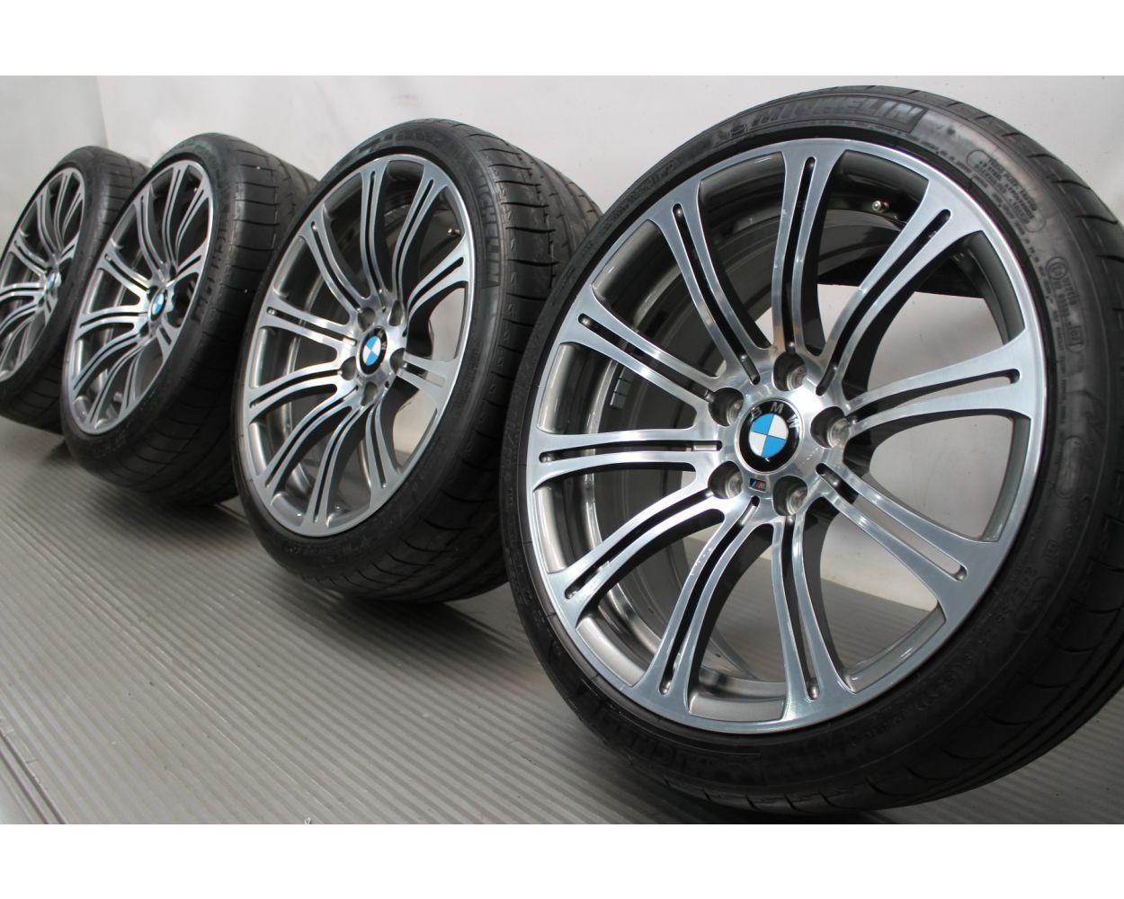 Bmw Summer Wheels 3er E90 E91 E92 E93 19 Zoll 313 M Double Spoke Rdc