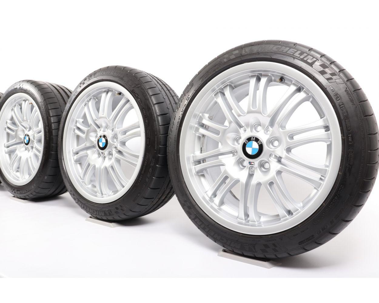 Bmw Winter Wheels 3er E36 E46 Z3 E36 16 Zoll Styling 43 Silber