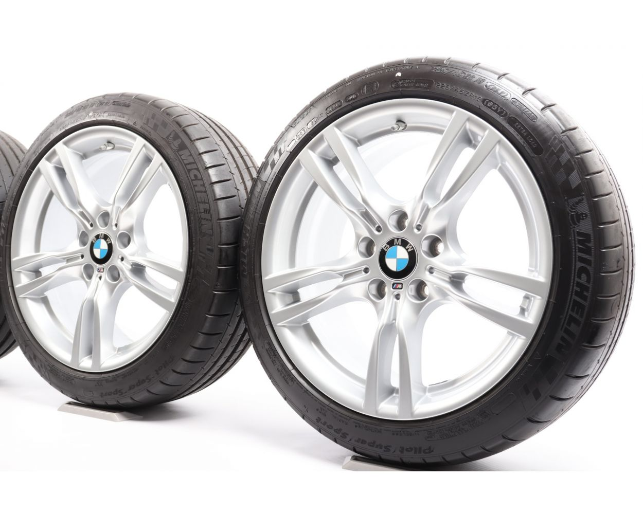Bmw Summer Wheels 3er F30 F31 4er F32 F33 F36 18 Zoll 400m Star Spoke