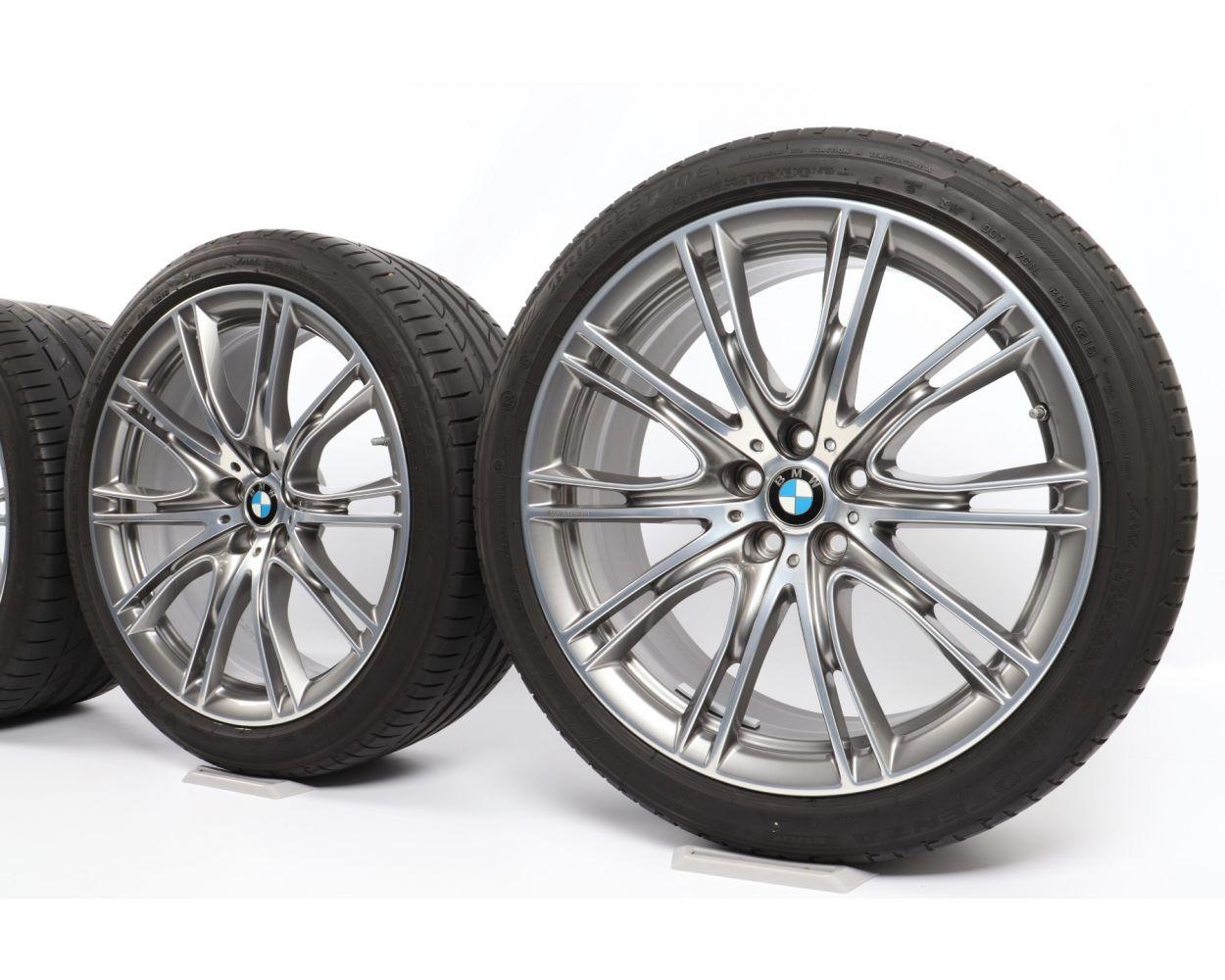 Bmw Summer Wheels 6er G32 7er G11 G12 20 Zoll Sommerradsatz 649i V Spe