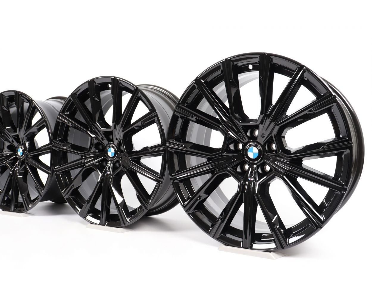 4x Bmw Alloy Rims 6 Series G32 7 Series G11 G12 20 Inch Styling 817 M