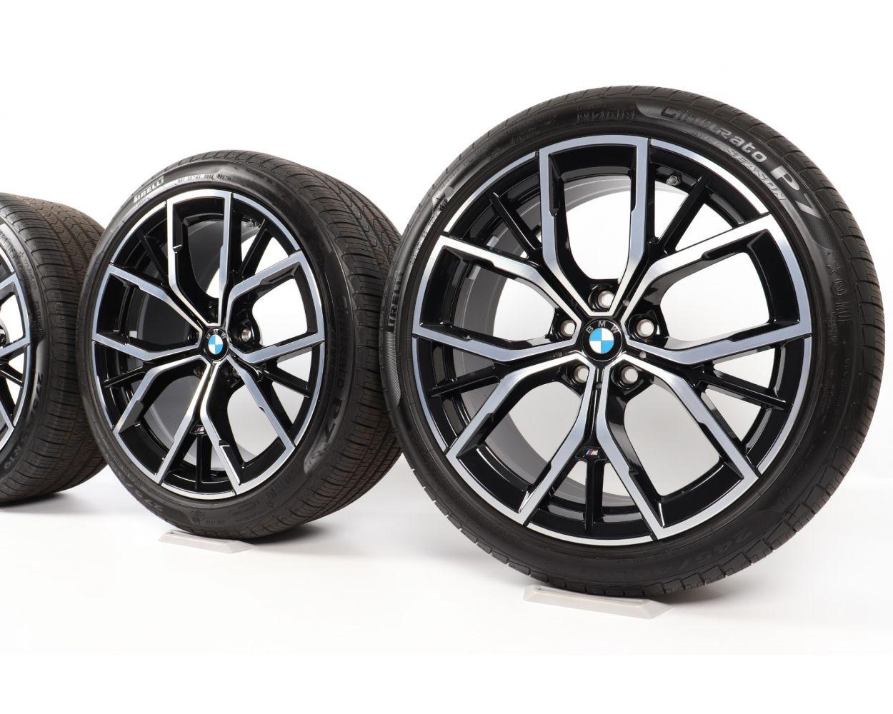 Bmw Summer Wheels 5er G30 G31 19 Zoll 664 M Double Spoke R
