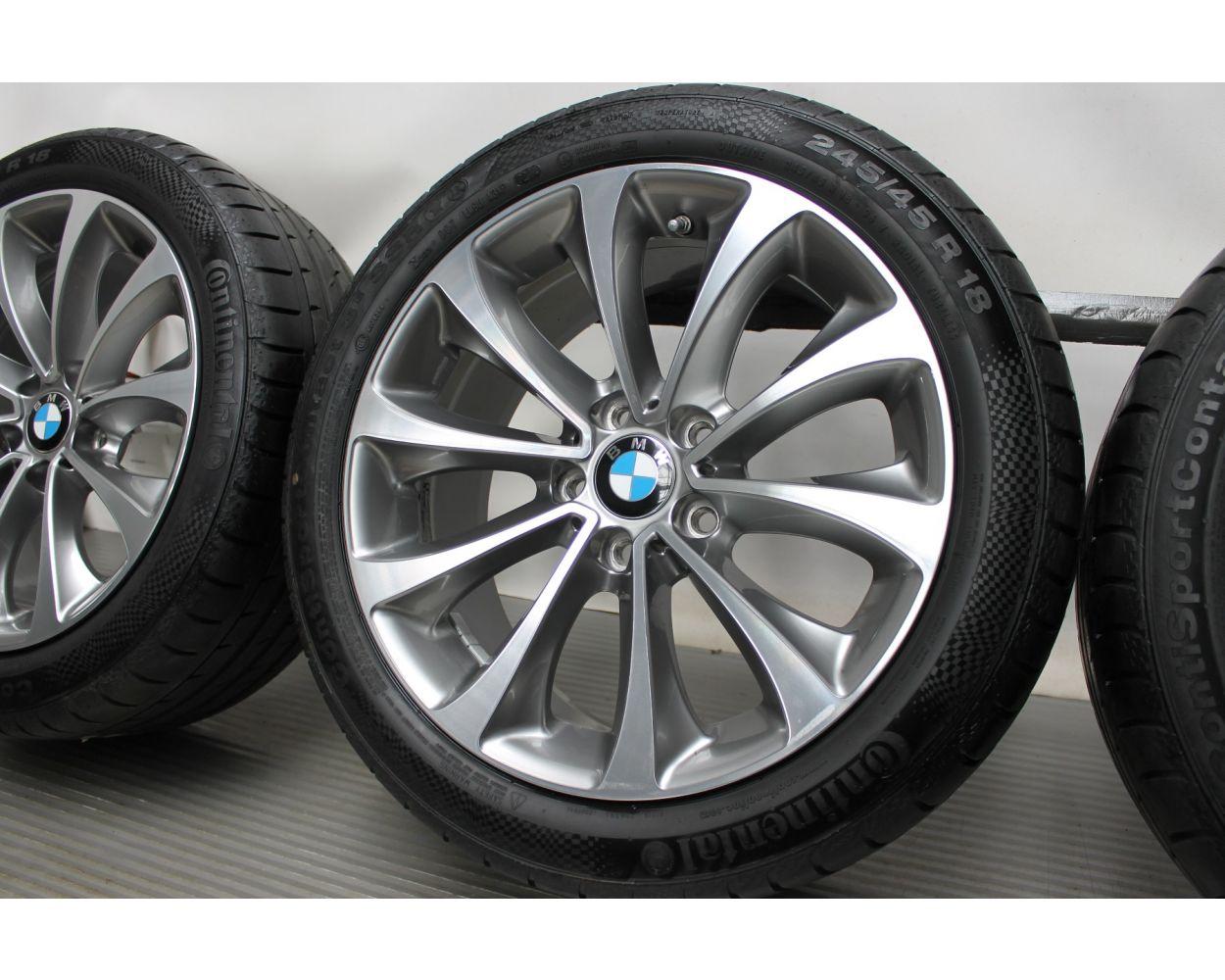 Bmw Winter Wheels 5er F10 F11 6er F06 F12 F13 V Spoke 328