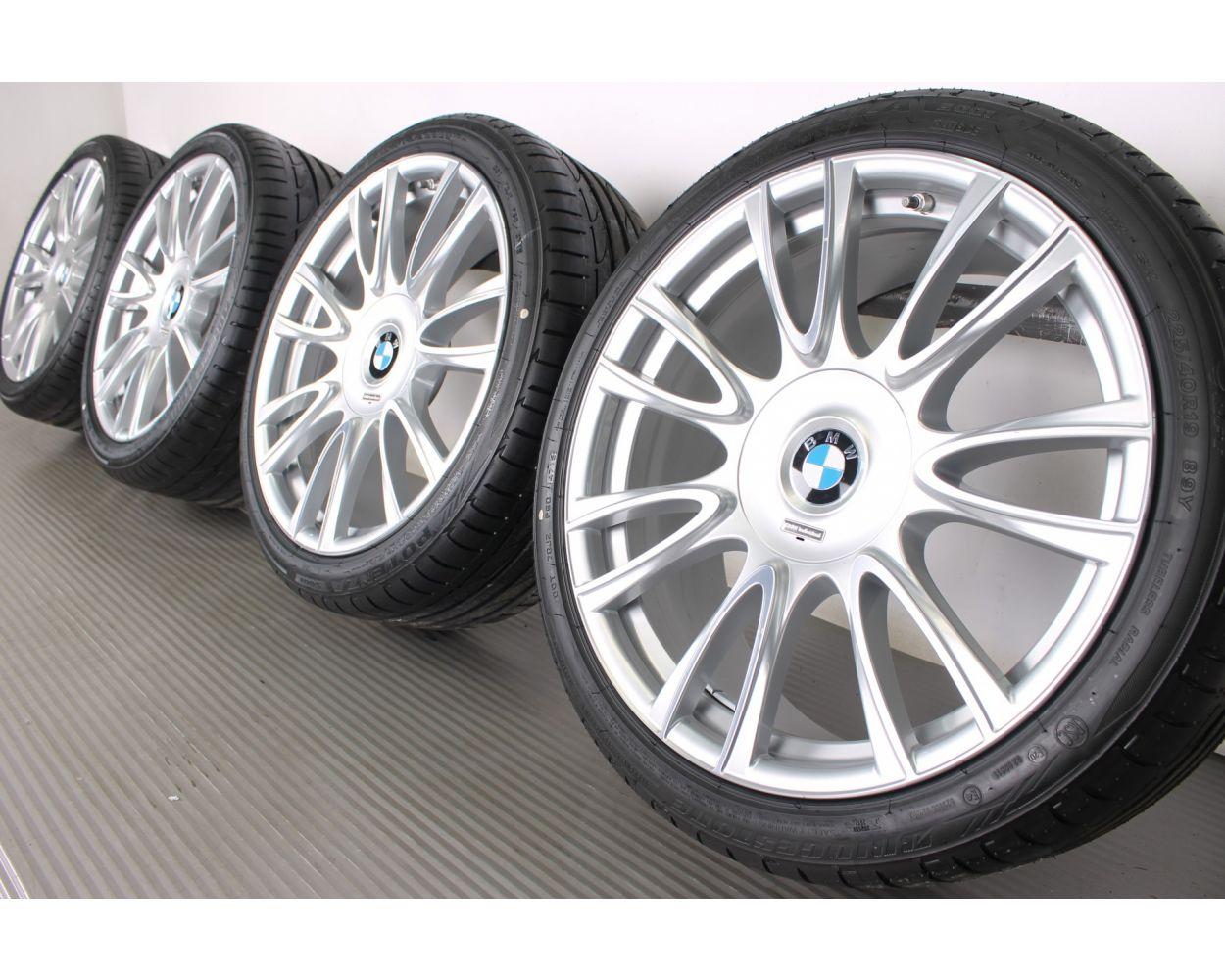 Bmw Summer Wheels 3er F30 F31 4er F32 F33 F36 19 Zoll Styl 439 Individual V Spoke Bicolor Silber Glanzgedreht