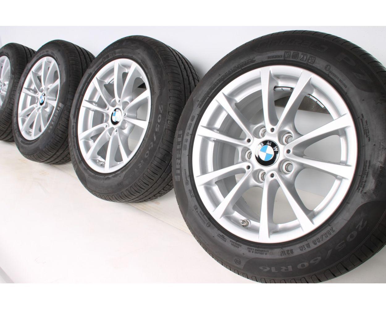Bmw Summer Wheels 3er F30 F31 4er F32 F33 F36 16 Zoll 390 V