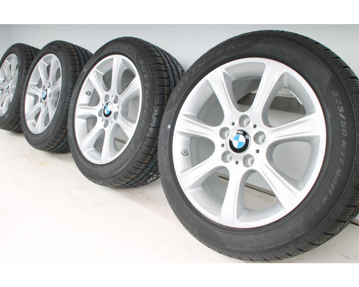 Bmw Winter Wheels 3er F30 F31 4er F32 F33 F36 17 Zoll 392